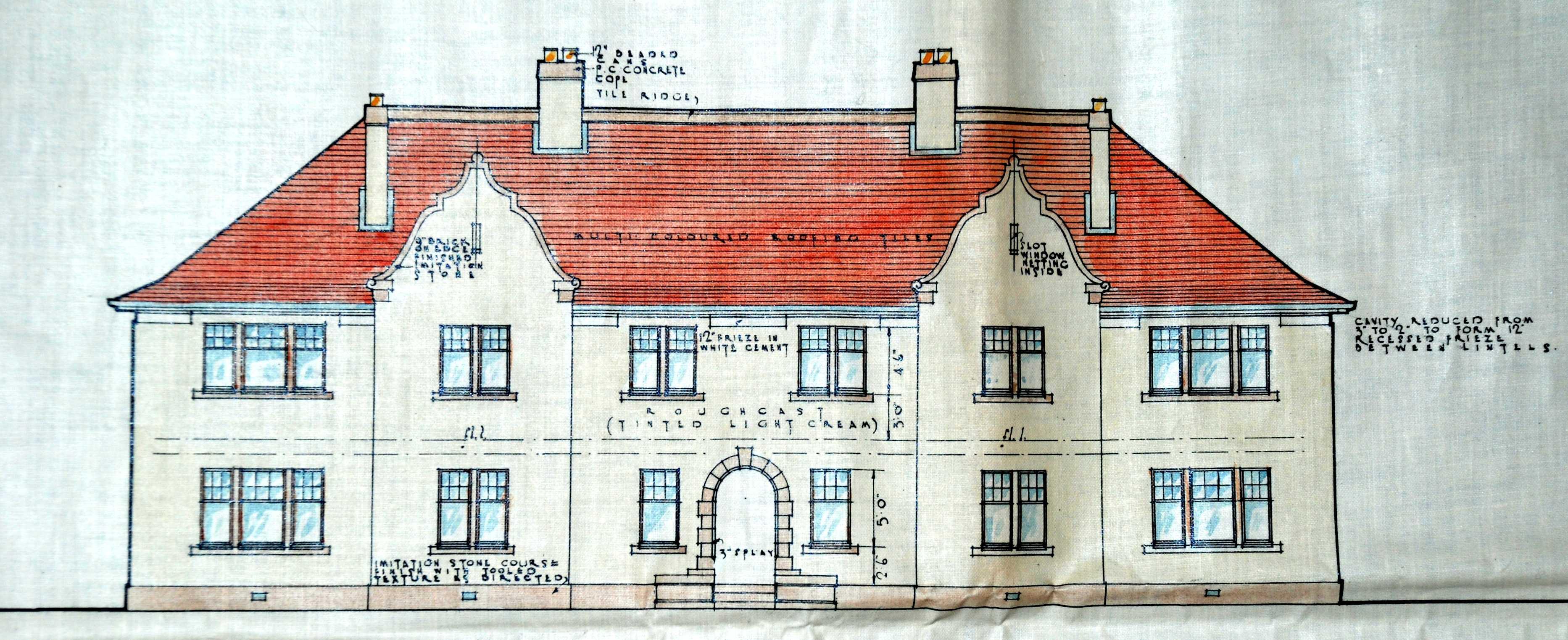 Housing Plans Fancy Home Design
