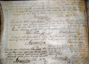 CE67/2/11: Register of Shipping, 1797