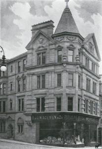 D & J MacEwen, c.1910