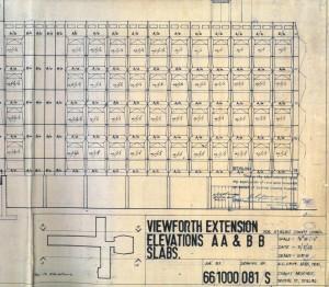 New window design, 1970
