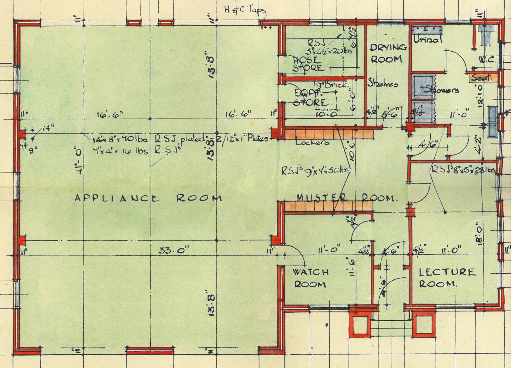 Fire Station Floor Plans Design Choice Image Home