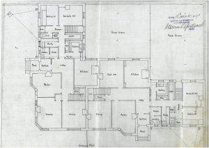 Clarendon Place, floor plan