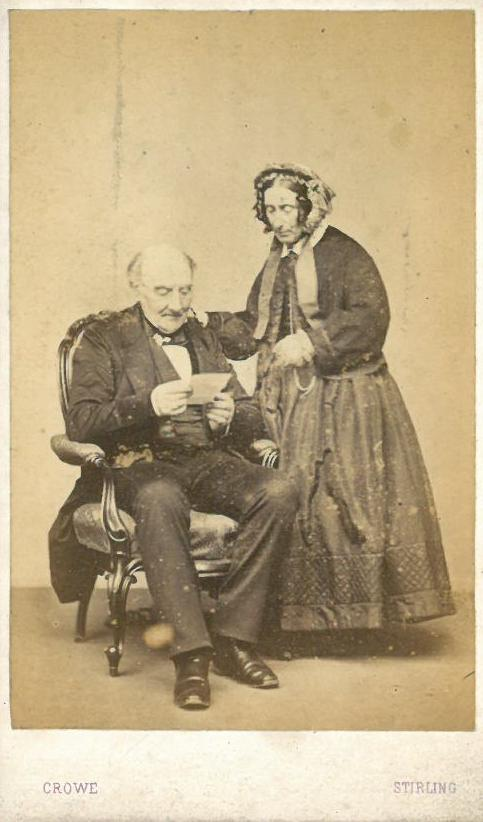 PD78, carte de visite by A. Crowe