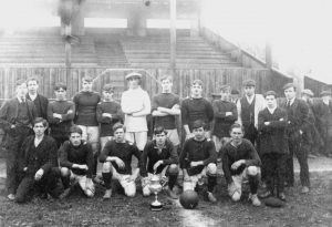 St Ninian's Thistle team of 1900