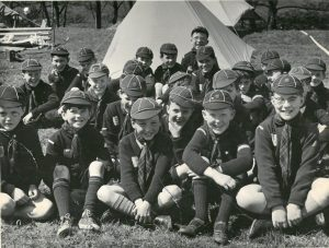 Doune Scout Group. Image provided by Rose Ritchie