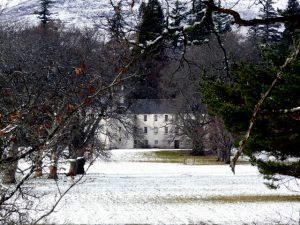Doune House. Copyright Sylvia Duckworth.