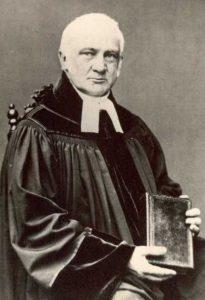 Johann G G Wermelskirch. Image sourced from http://www.selk-hh.de/pastoren/alt/Einzelkarten.w/wermelskirch.georg.html
