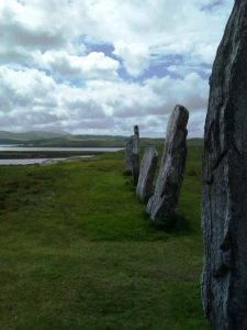 Standing Stones at Callanish, photo by Jennifer Marshall