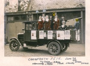 Craigforth Fete 1931