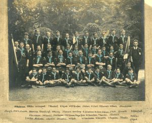 First Stirlingshire Troop 1924