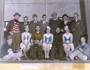 Concert party 1937