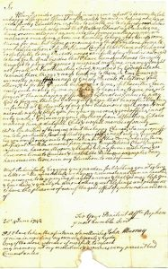 John to William Murray 4th June 1742