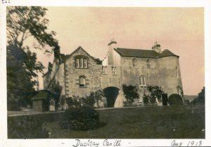 Duchray Castle 1913