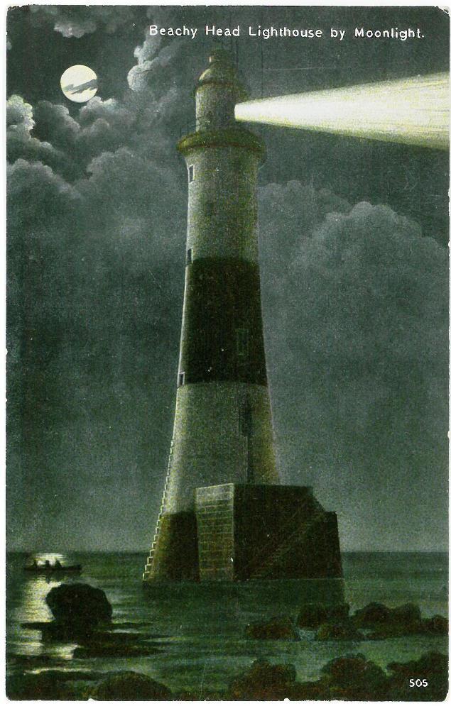 Postcard - Beachy Head Lighthouse