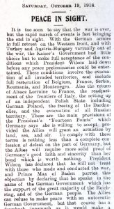 Stirling Observer 19th October 1918