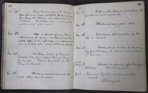 Drymen logbook 1911 - 2000