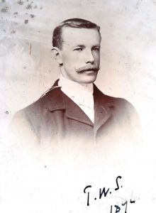 Thomas Winter Sheppard Graham in 1894