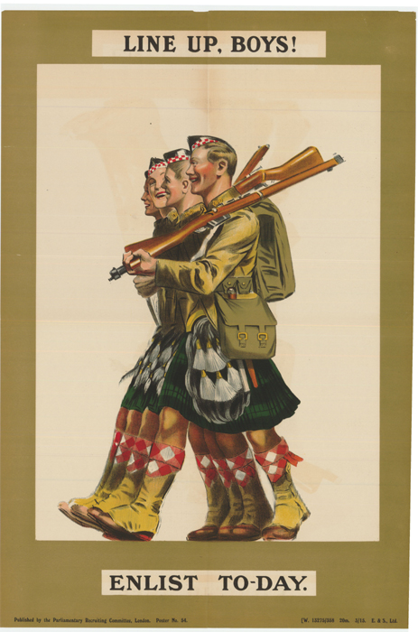 Conscription posters
