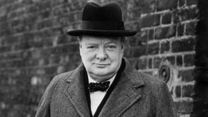 Winston Churchill in 1939