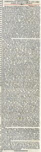 The Courier 12th September 1820