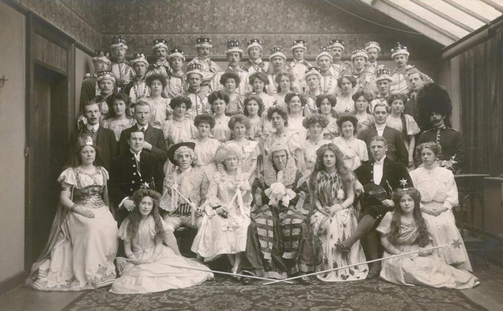 Iolanthe 11th – 13th March 1909