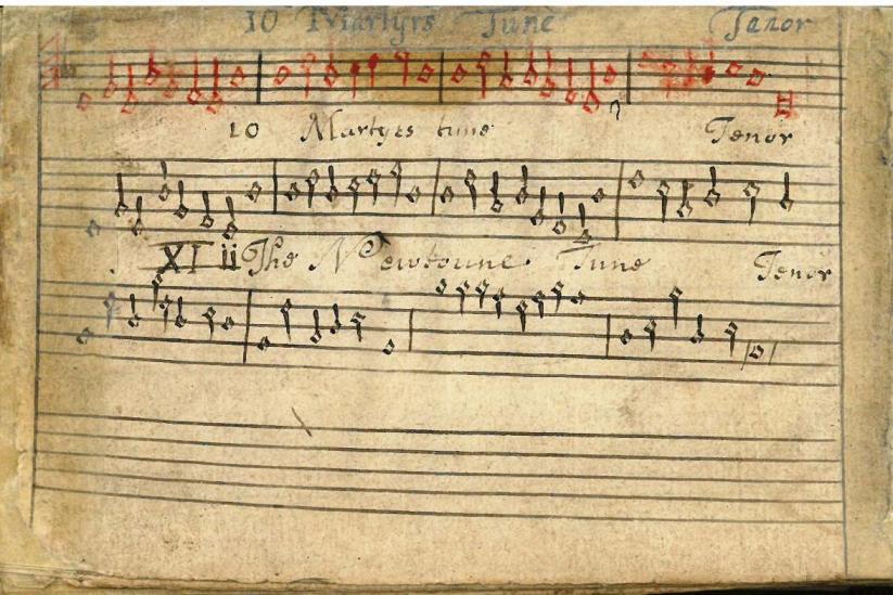 Music for psalms