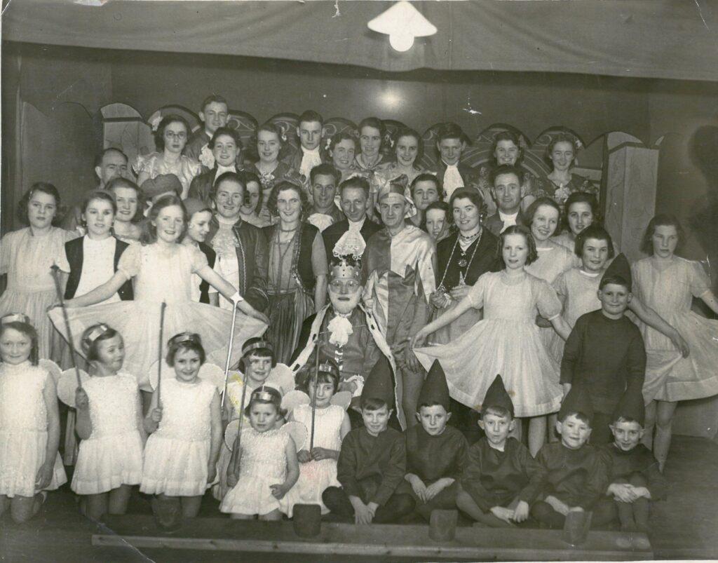 Operetta Zurika The Gypsy Maid, Deanston, 1939
