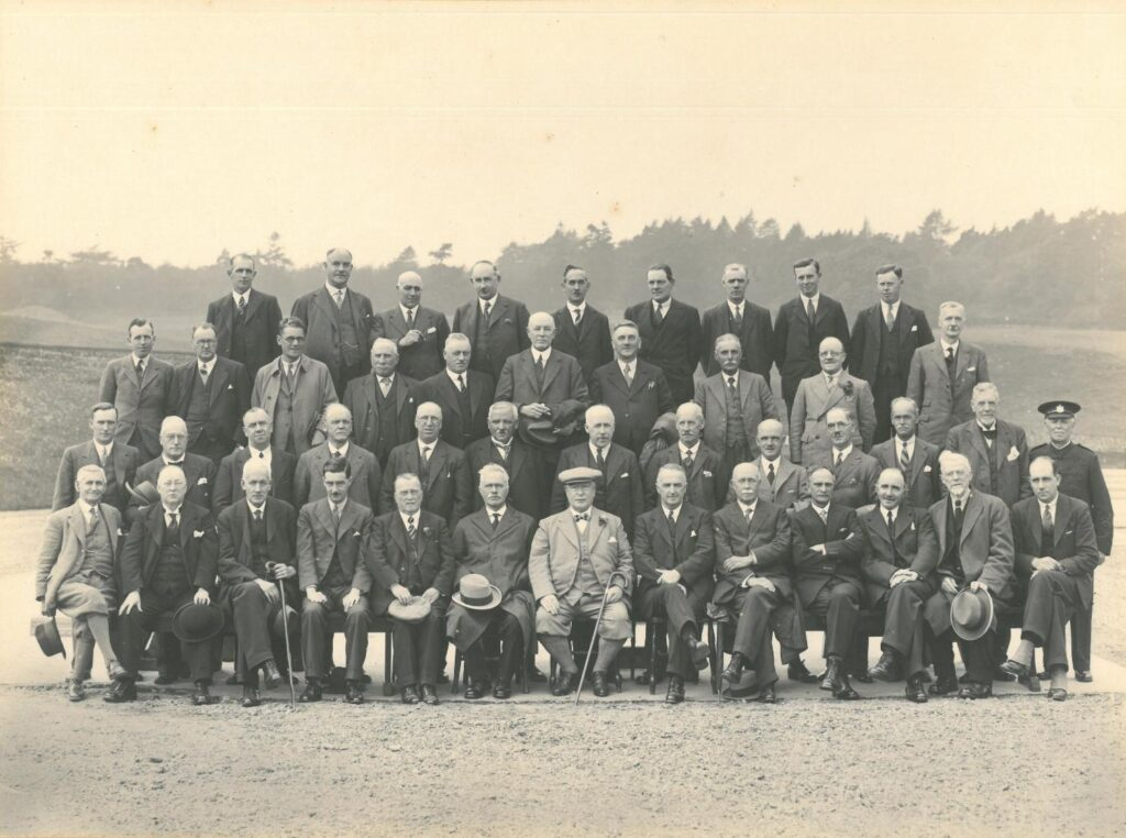Stirling Water Works Commissioners 1935